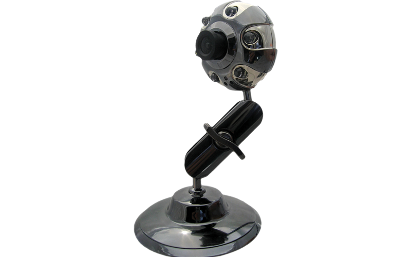 Zu3D Animation Webcam
