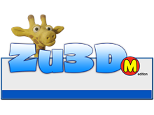 Zu3D Family Licence