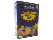 Zu3D Animation Kit - iPad Only
